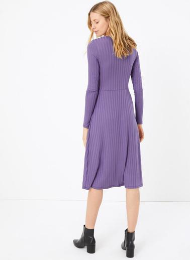 Marks & Spencer Elbise Mor